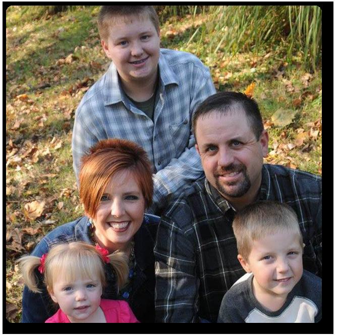 Amanda Gries Family