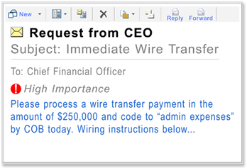 CEO Email