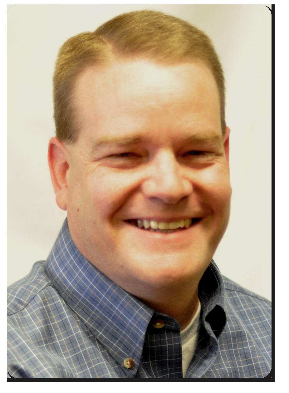 Keller Schroeder IT Engineer Mike Sanford
