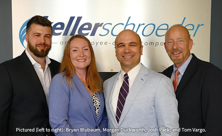 Keller Schroeder's Data Strategy Group